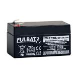 Batterie FULBAT  AGM  plomb étancheFP12-1.2VDS (T1) 12 volts 1,2 Amps