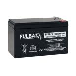 Batterie FULBAT  AGM  plomb étancheFP12-7.2 (T1) 12 volts 7,2 Amps