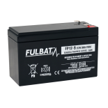 Batterie FULBAT  AGM  plomb étancheFP12-9 (T2) 12 Volts 9 Amps
