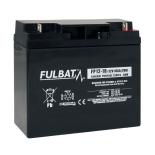 Batterie FULBAT  AGM  plomb étanche FP12-18 (T3) 12 volts 18 Amps