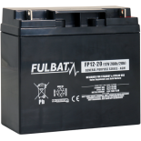 Batterie FULBAT  AGM  plomb étanche FP12-20 (T3) 12 volts 20 Amps