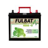 Batterie Fulbat NS60 (+D) CA/CA 12V 45 AH  (- / +) NS60D KUBOTA Bornes Japonnaises (sans entretien)