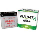 Batterie Fulbat moto FB9L-B 12V 9AH  (avec entretien)