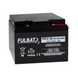 Batterie Fulbat AGM Cyclique FPC12-26 (T12)