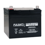 Batterie Fulbat AGM Cyclique FPC12-35 (T5)