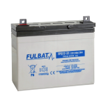 Batterie Fulbat GEL Cyclique FPG12-31 (T5)