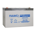 Batterie Fulbat  GEL  Cyclique G12-100 (T11)