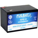 Batterie Fulbat LIFEPO4  Cyclique FLP12-12 (T2)