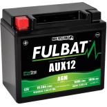 batterie auxilliaire Fulbat AUX12 12V 10,5Ah 180Aplus à gauche