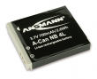 Batterie photo numerique type Canon NB-4L / NB-4LH Li-ion 3.7V 700mAh