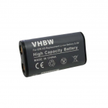 Batteries photo CR-V3 RECHARGEABLE Li-ion 1300 / 1800mAh