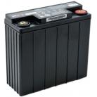 Batterie plomb pur Genesis G12V16 16Ah décharge lente