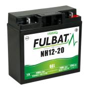 Batterie moto NH1220 étanche SLA 12V / 20Ah