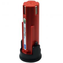 3.0ah Batterie pour würth akp310-e as3 1 an de garantie
