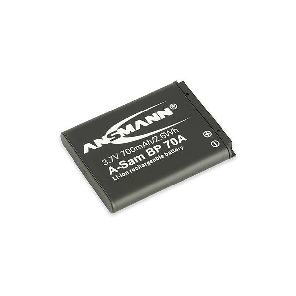 Type Bp 70 Numerique Photo A Ion 700mah Batterie 3 Samsung 7v Li 7gImYbfy6v