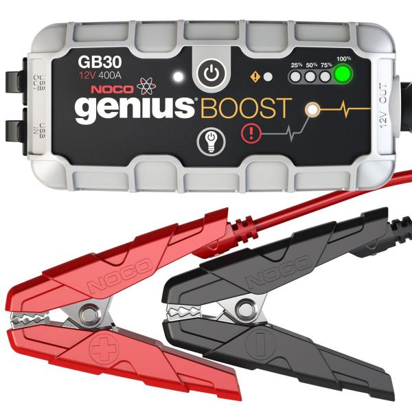 Booster moto compact au lithium NOCO GENIUS GB20