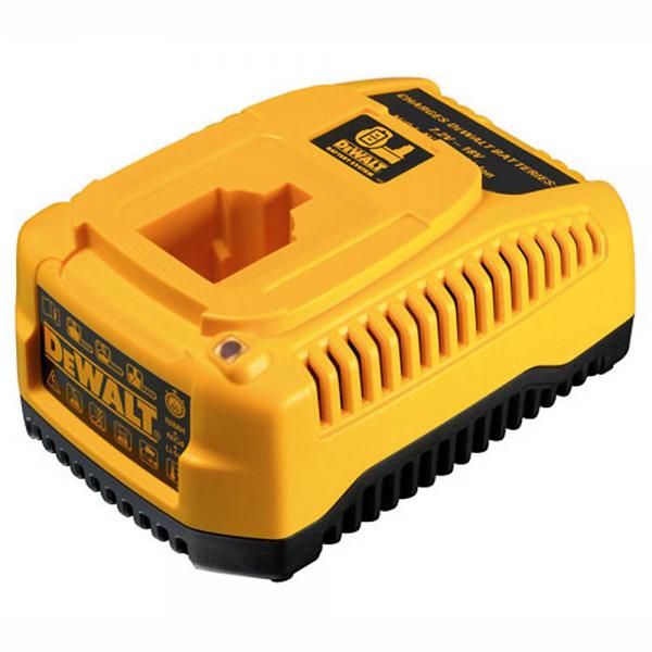 Chargeur d'origine pour batteries de type Berner à embouts Dewalt - 3,0A - 7,2V - 18V / Ni-Cd + Ni-MH + Li-Ion