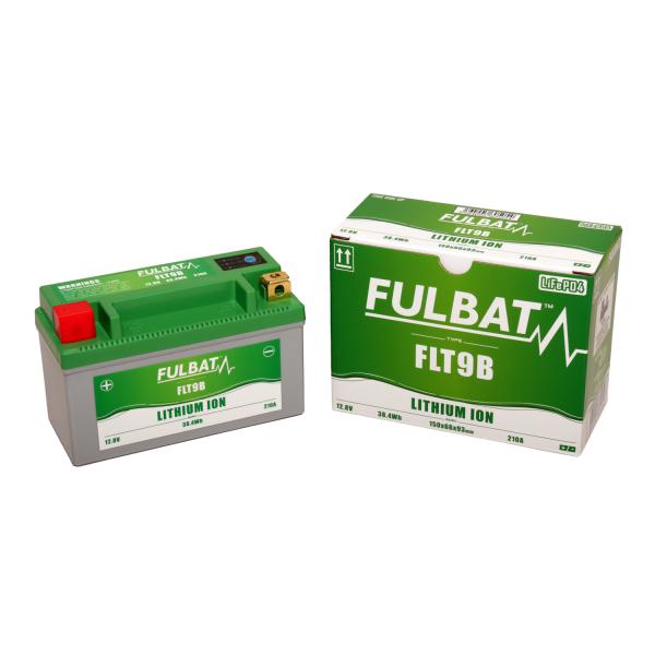 Batterie FULBAT Lithium-ion battery FLT9B