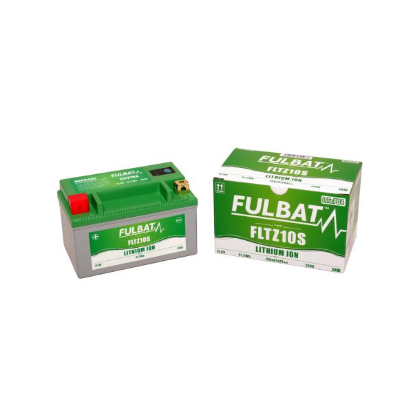 Batterie FULBAT Lithium-ion battery FLTZ10S