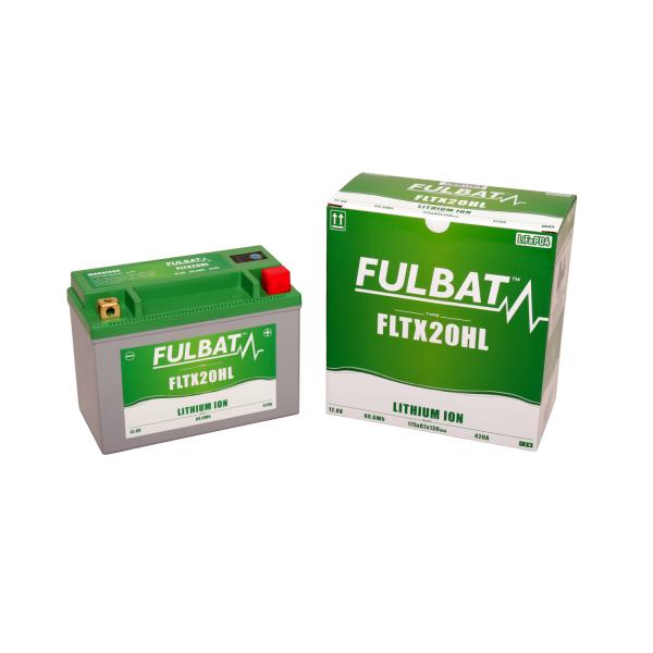 Batterie FULBAT Lithium-ion battery FLTX20HL