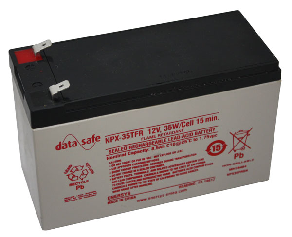 BATTERIE PLOMB ETANCHE ENERSYS NPX35-12 / HR1234WF2  - 12V 9Ah