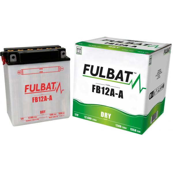 Batterie moto YB12A-A 12V / 12Ah
