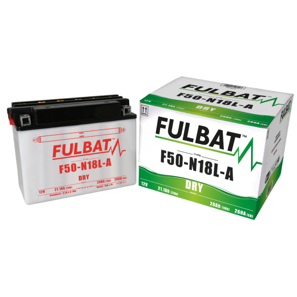 Batterie moto Y50-N18L-A 12V / 20Ah