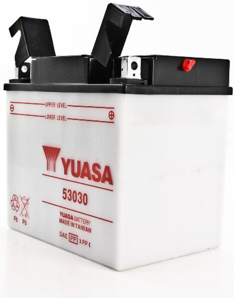 Batterie moto 53030 12V / 30Ah