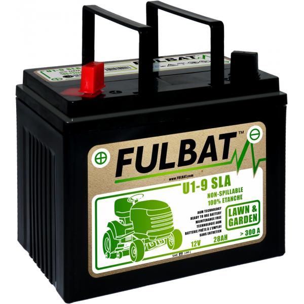 Batterie moto U1-9 sans entretient 12V / 24Ah