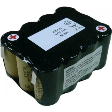 batterie aspirateur robot 3ah 6v ecovacs deebot d66. Black Bedroom Furniture Sets. Home Design Ideas