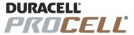 piles DURACELL PROCELL